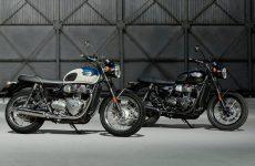 Triumph T100 2017 Price
